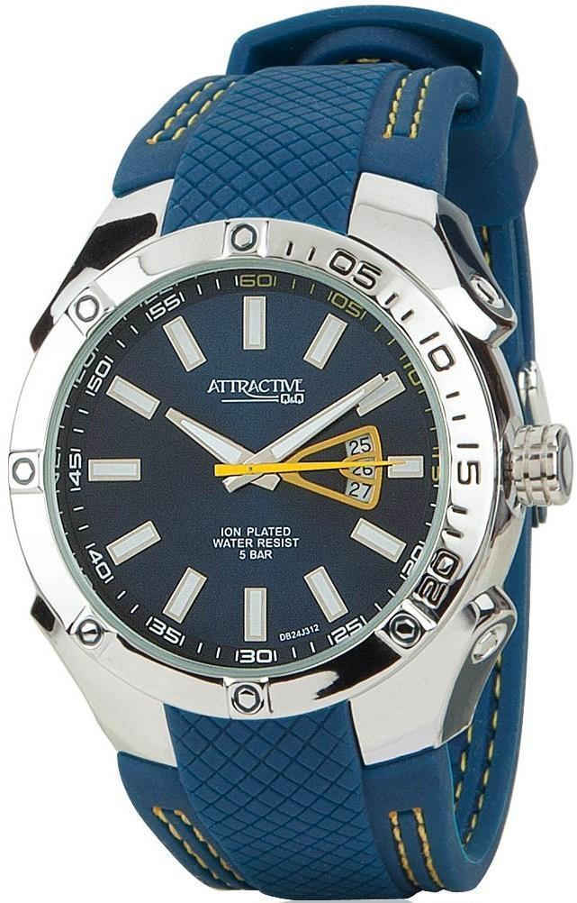 Наручные мужские часы Q&Q DB24J312Y оригинал