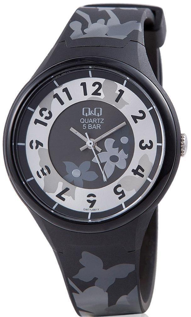 Наручные женские часы Q&Q GW77J001Y оригинал