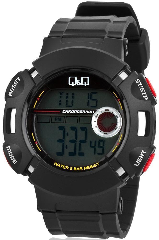 Наручные мужские часы Q&Q M064J001Y оригинал