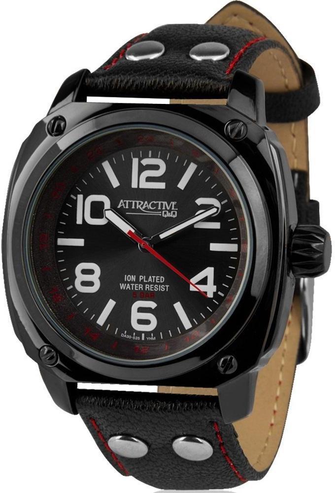 Наручные мужские часы Q&Q DA30J525Y оригинал