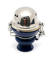 Чашка керамическая для кальяна с крышкой d-6,h-9см (29598)