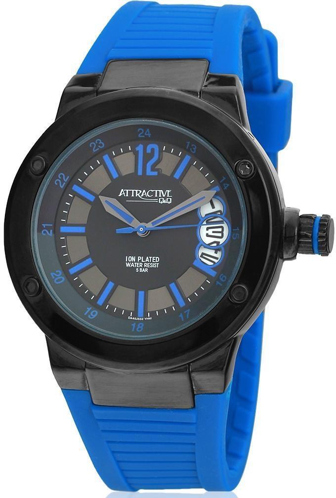 Наручные мужские часы Q&Q DA40J532Y оригинал
