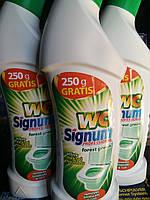 Средство для чистки унитаза Signum (в ассортименте) 750 мл
