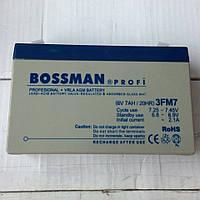 Аккумуляторы к электровелосипедам Bossman 3FM7