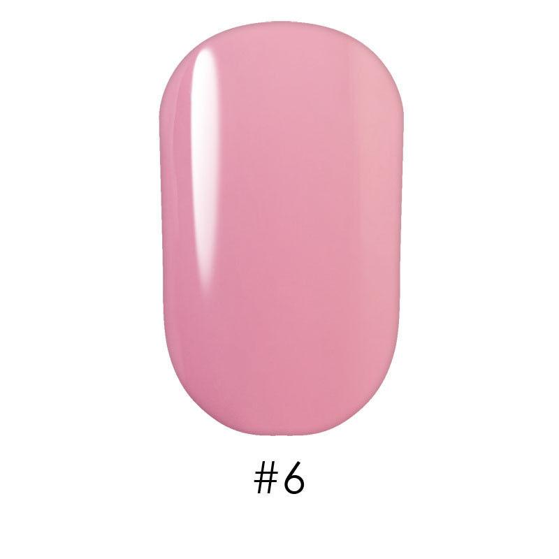Гель лак G.La Color № 006, Тусклый розовый, 10 мл