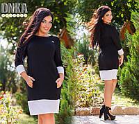 Платье, с424/1ДГ батал, фото 1