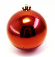 Ёлочная игрушка-шарик-2 шт.-Ø 12,0 см.