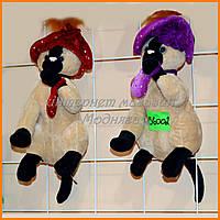Плюшевая игрушка Кошка Ира №56002 32 см