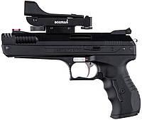 Пистолет пневматический Beeman P17 (с коллиматорным прицелом)