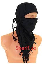 Арафатка (куфия) платок-шемаг универсальный Арафатка MIL-TE Black