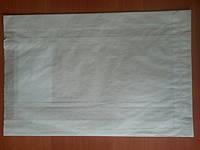 Пакет саше белый 270х160х60 (1.390)