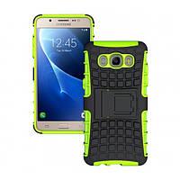 Бронированный чехол для Samsung Galaxy J5 2016, J510FN, J510F зеленый