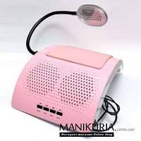 Вытяжка-пылесос FM SM 858-6 розовая