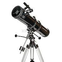 Телескоп Arsenal - Synta 130/900, EQ2, рефлектор Ньютона, с окулярами PL6.3 и PL17