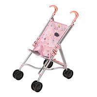Коляска складная Zapf для куклы Baby Born 822302