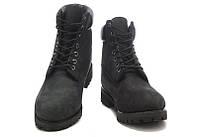 Ботинки Classic Timberland 6 inch Black Boots - 1590