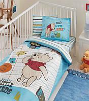 Постельное белье для новорожденных ТАС Winni New Friends