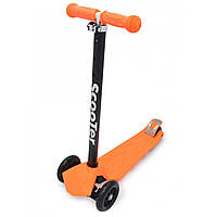 Самокат Maraton Scooter Maxi + оранжевый