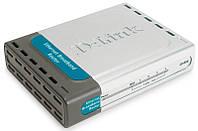 Маршрутизатор D-Link DI-604UP/E 4-port UTP 10/100Mbps Auto-sensing