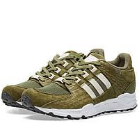 Оригинальные  кроссовки Adidas EQT Running Support Olive Cargo