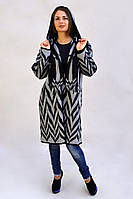 Стильная женская куртка на молнии