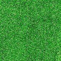 Картон с глиттером (блестками) Салатовый 50x70 см