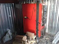 БТК 40 кВт на  твердотопливном котле Альтеп