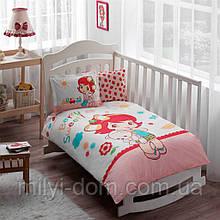 Постельное белье для новорожденных ТАС Strawberry Shortcake Sleepy Baby