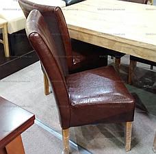 Стул обеденный деревянный мягкий Herman (Герман) GOOD WOOD Рускополянский Мебельный Комбинат Явир, фото 3