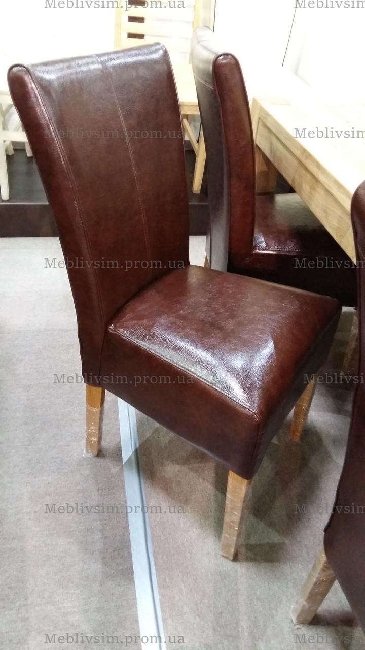 Стул обеденный деревянный мягкий Herman (Герман) GOOD WOOD Рускополянский Мебельный Комбинат Явир