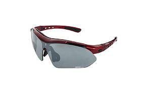 Очки SGL-868 Красные
