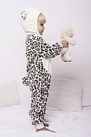 Пижама Леопард кигуруми, 1448мрж, В наличии _86_92,98 Рост