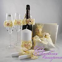 Набор свадебных аксессуаров №22