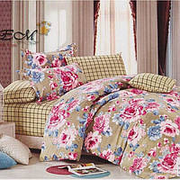 Комплект постельного белья ШЕМ 160х210 см 1,5-спальный R5354-27
