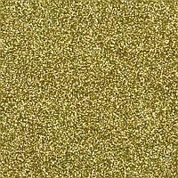 Картон с глиттером (блестками) Золотой 50x70 см