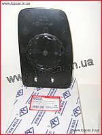 Вкладыш зеркала левое с подогревом Renault Master II 03- Polcar Польша 6042545M