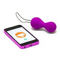 Magic Motion Smart Kegel Ball Twins - вагинальные шарики с приложением для iOS и Android, фото 1
