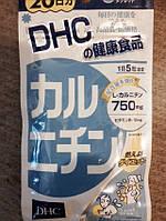 DHC L-карнитин, Расщепление жиров, 100 таблеток (на 20 дней), фото 1