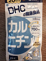 DHC L-карнитин, Расщепление жиров, 100 таблеток (на 20 дней)