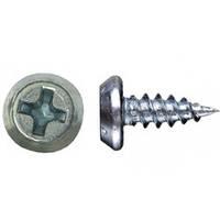 Саморез для соединения металлических профилей острый 3.5х9.5 б/ц (1000шт)