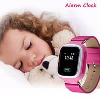 Детские Smart часы Q100 (Q90)-Vibro, GPS, Wi-Fi, cенсор