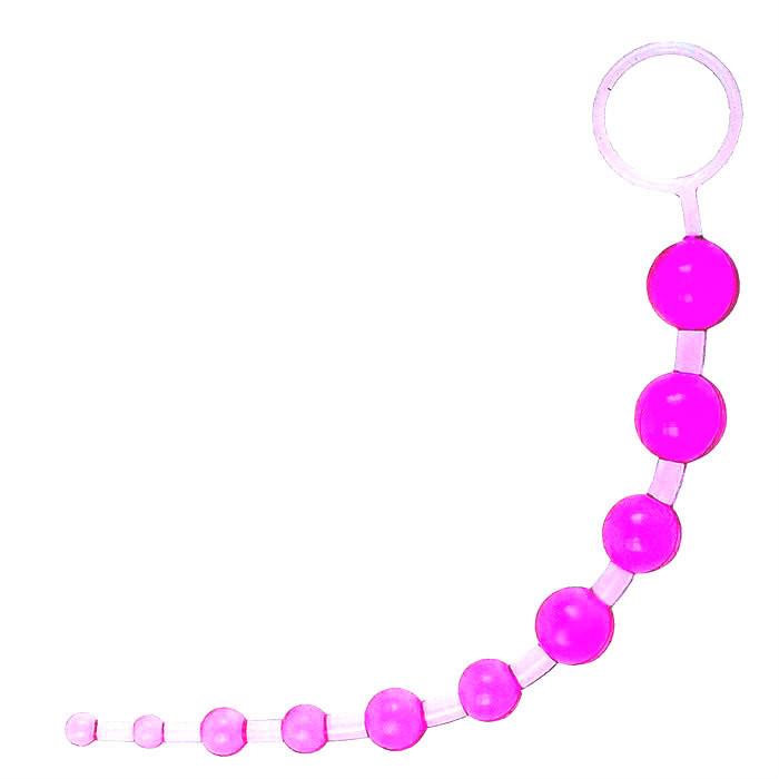 Bens Bendy Bum Beads - анальная цепчка