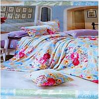 Комплект постельного белья ШЕМ 160х210 см 1,5-спальный R5354-30