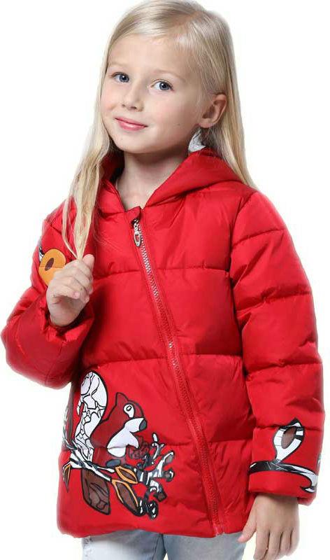 Детские подростковые зимние куртки и пальто на девочек оптом