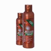Разглаживающая сыворотка для выпрямления волос с кератином