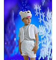 """Детский карнавальный костюм белого медведя..(от 4 до 7 лет) """"Karnaval"""" 1P/3RGI-200"""