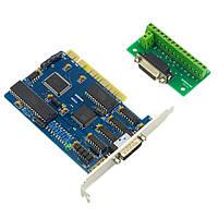 NC-Studio плата, PCI-контроллер на 3 координаты
