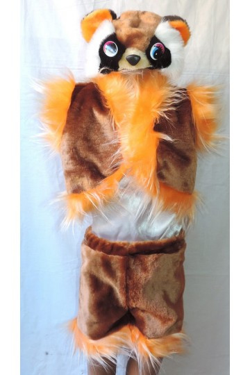 Детский карнавальный костюм Енота..(от 3 до 6 лет)