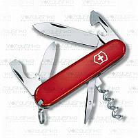 Нож Victorinox Tourist 0.3603 красный. 13 функций, фото 1