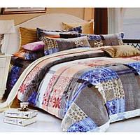 Комплект постельного белья ШЕМ 180х220 см 2-спальный R5354-25